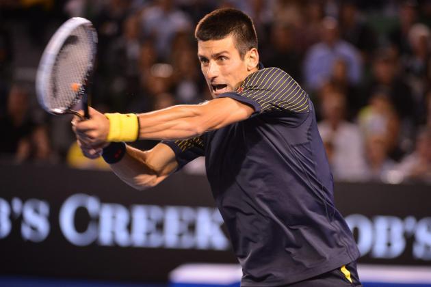 Dubai Tennis Championships 2013: Novak Djokovic Continues to Raise His Game