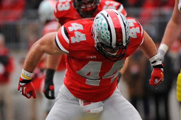 Ohio State: Middle Linebacker Is Spring's Most Important Position Battle