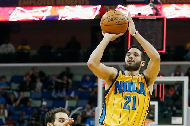 New Orleans Hornets' Greivis Vasquez Is NBA's Biggest Bang for the Buck