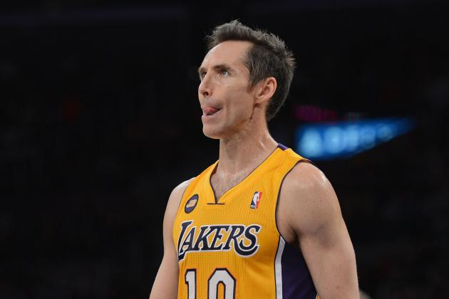 Steve Nash Will Be L.A. Lakers' X-Factor for Successful Playoff Push