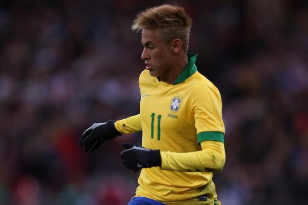 Neymar: Where Would Brazilian Star Fit in at Barcelona?