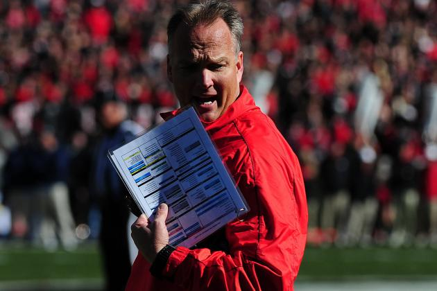 UGA's Mark Richt on 'Negative Recruiting'