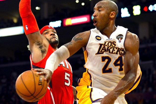 Kobe Bryant Gets Lakers to .500, but Will It Last?