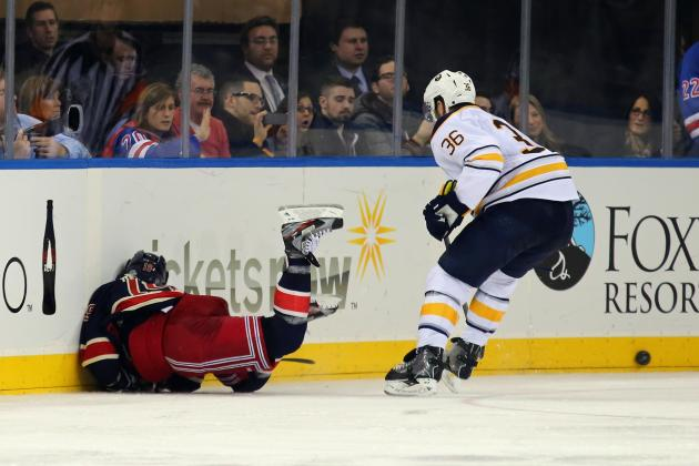 NHL Won't Make Game Safer Unless Repeat Offenders Are Severely Punished