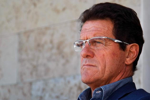 Former England Manager Fabio Capello Denies Chelsea Approach