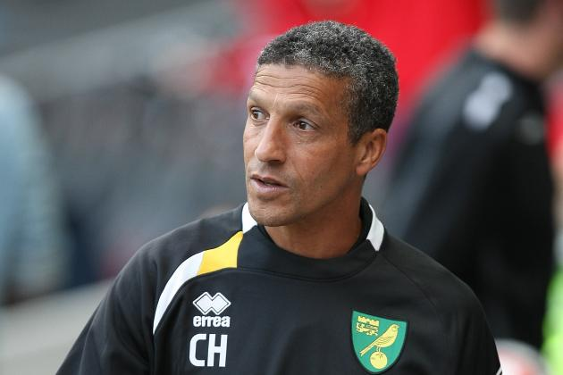 Norwich Boss Chris Hughton Ready to Tackle 'Big Month' in Premier League
