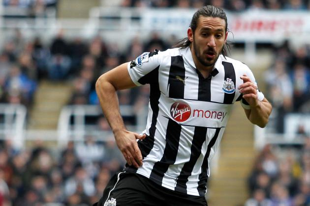 Newcastle Winger Jonas Gutierrez Puts Premier League Above Europa League