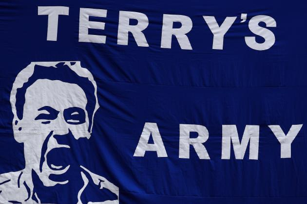 Why Chelsea Fans Will Always Stand Behind John Terry