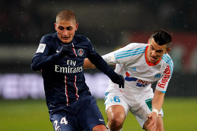 Verratti Will Stay at PSG