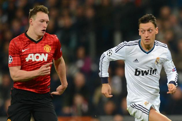 Phil Jones Ruled out of Man Utd's Champs League Clash with Real Madrid