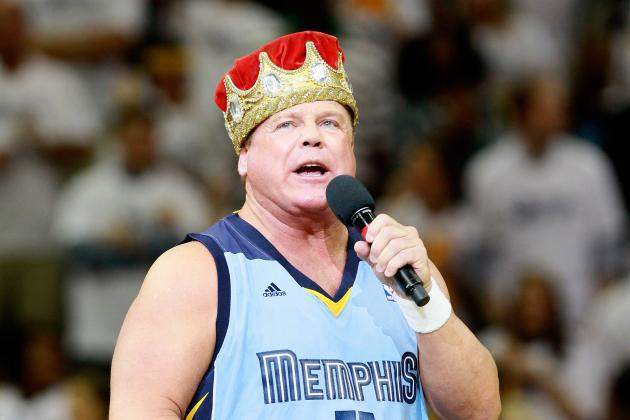 Jerry 'The King' Lawler: A Look at the WWE Commentator's Art Skills