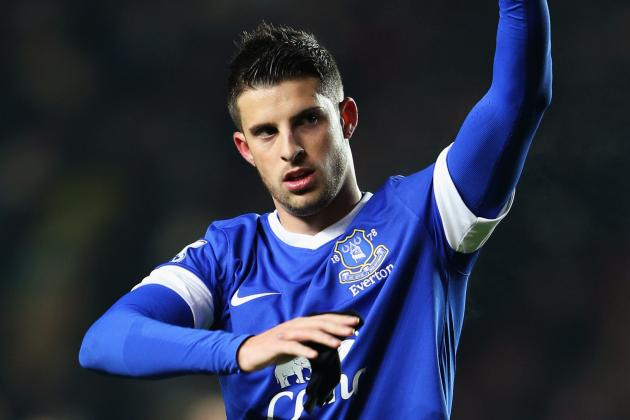 David Moyes Believes Kevin Mirallas Is Finding Timely Form for Everton