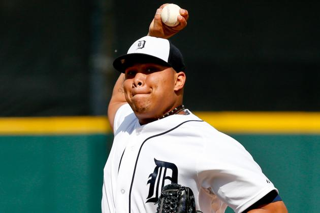 Tigers Skipping Next Appearance by Bruce Rondon