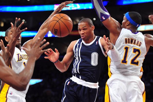 Los Angeles Lakers vs. Oklahoma City Thunder: Preview, Analysis and Predictions