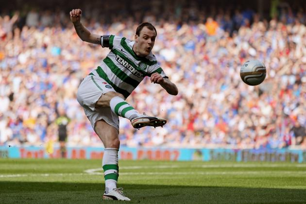 Celtic Striker Anthony Stokes Is Keen to Win a New Contract at Celtic Park