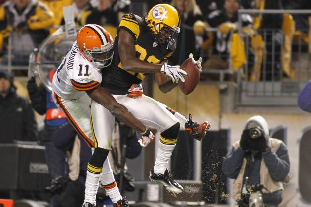 Steelers Bring Back William Gay