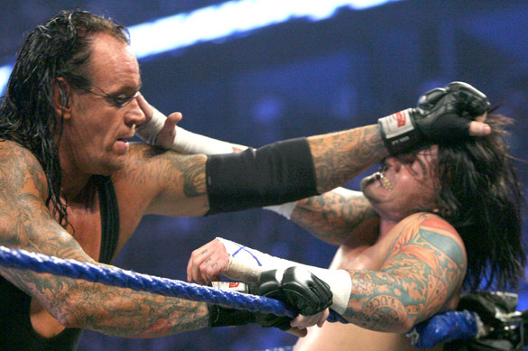 WWE: Undertaker's Streak Cannot Be the Only Reason for the Upcoming CM Punk Feud
