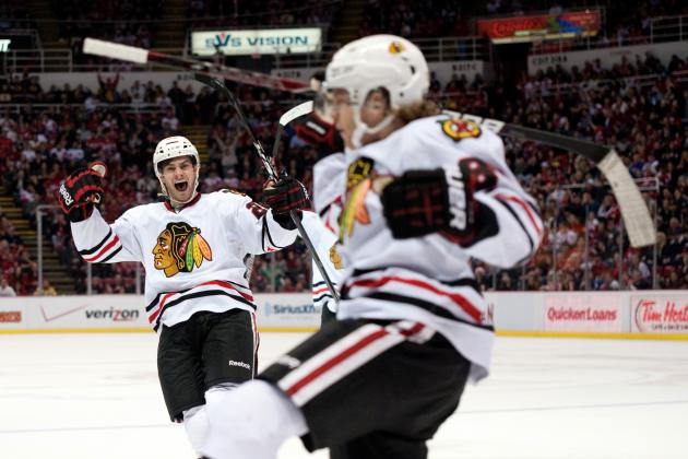 Chicago Blackhawks: Patrick Kane's Magic and Viktor Stalberg's Hustle Beat Wings