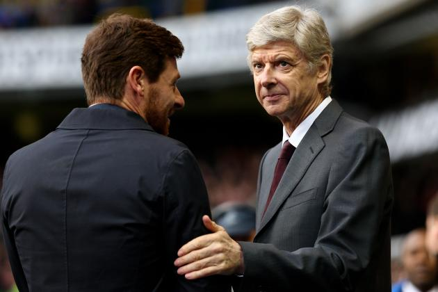 Arsenal Struggling: Villas-Boas