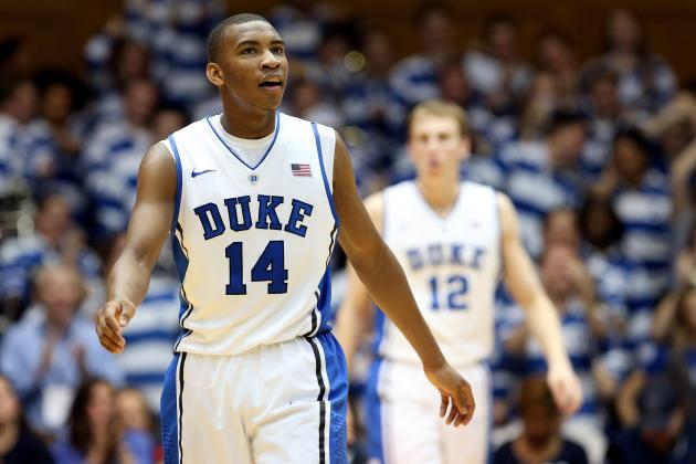 Duke Basketball: Rasheed Sulaimon's Latest Slump Nothing to Worry About