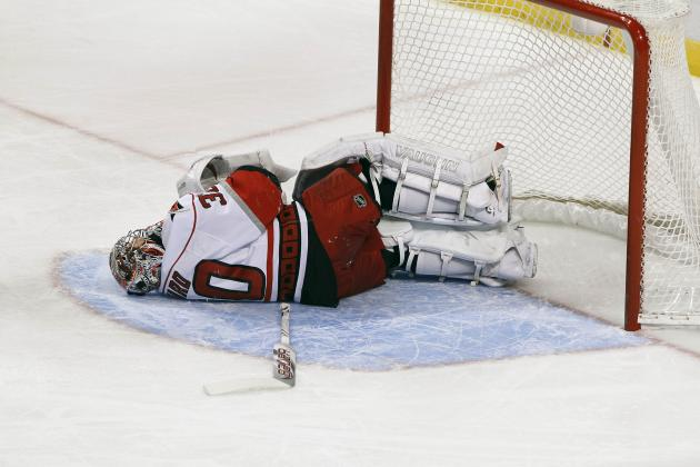 Cam Ward Injury: Updates on Hurricanes Star's Knee