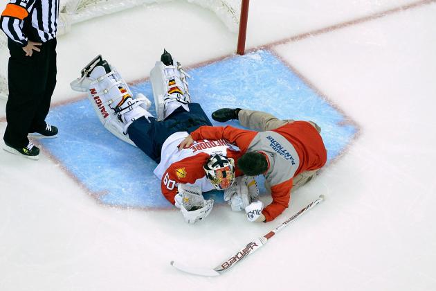 Panthers G Theodore May Be out at Least Six Weeks
