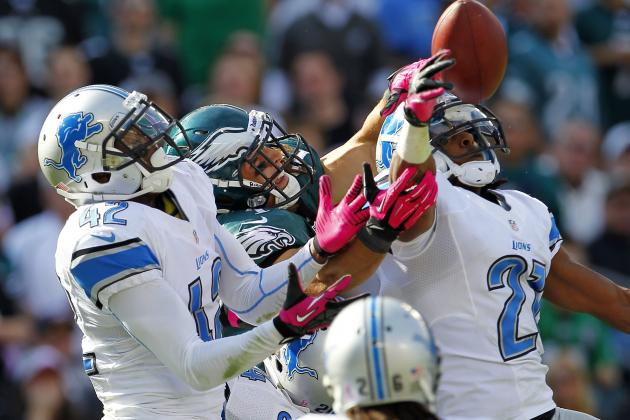 Lions 2013 Free Agency Preview: Cornerback