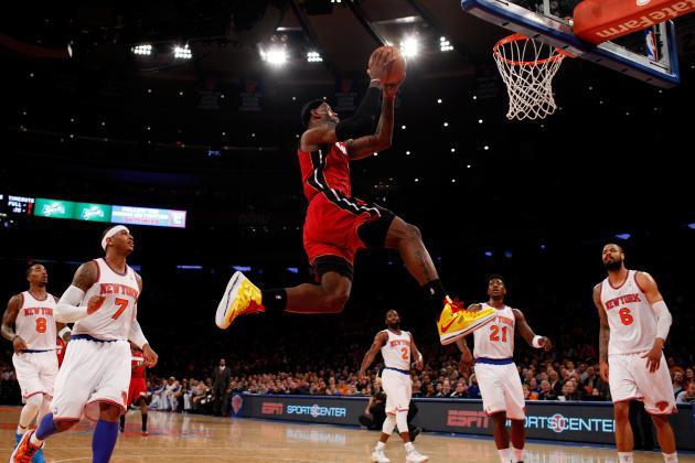 Skip Bayless Says He'd Pay $2,000 for LeBron James to Partake in Dunk Contest