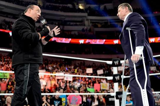 Vince McMahon: Why Match vs. Paul Heyman Needs to Happen Eventually