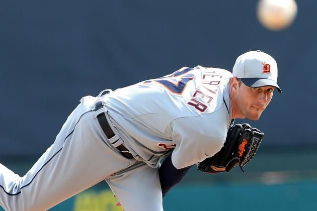 Scherzer Perfect in Quick Debut