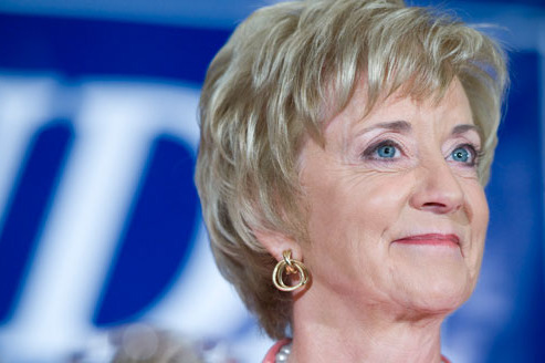 Linda McMahon May Be Running for Office Again
