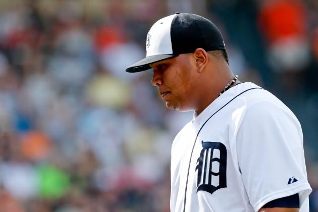 Tigers Pull Struggling Bruce Rondon from Next Appearance