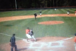 Frustrated College Pitcher Tackles Baserunner After Wild Pitch
