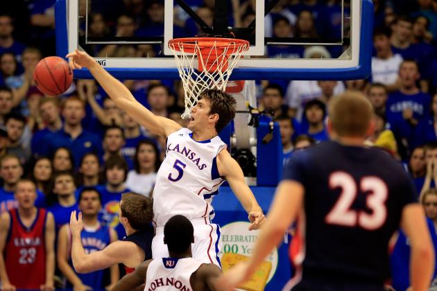 Kansas Basketball: Expect Jayhawks to Make Push for No. 1 Seed This Week