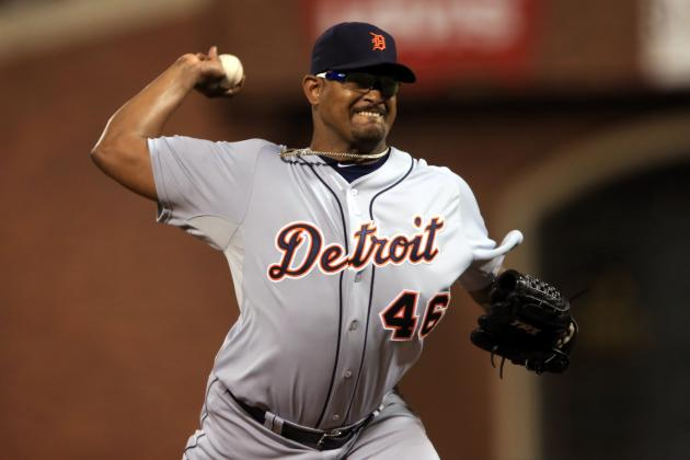 Report: Tigers Interested in Jose Valverde as 'Safety Net'