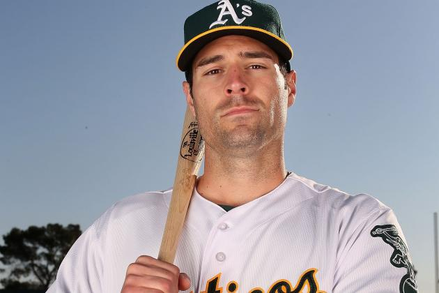 Update on A's Scott Sizemore: X-Rays Show No Breaks — 'Extremely Relieved'