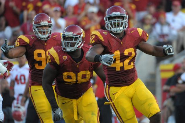 Analyzing Trojans' Defensive Linemen