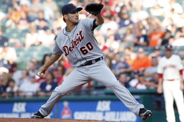 Family of Tigers Reliever Unhurt After Kidnapping Attempt