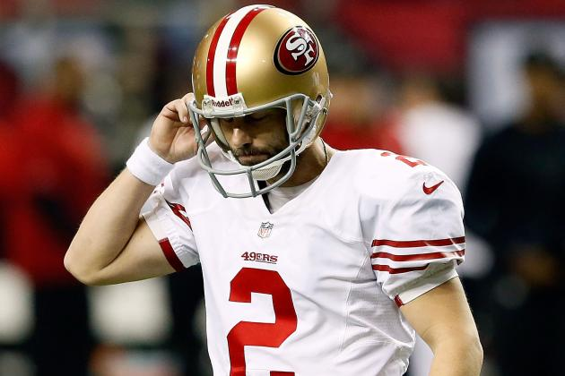 Report: 49ers Expected to Release K David Akers
