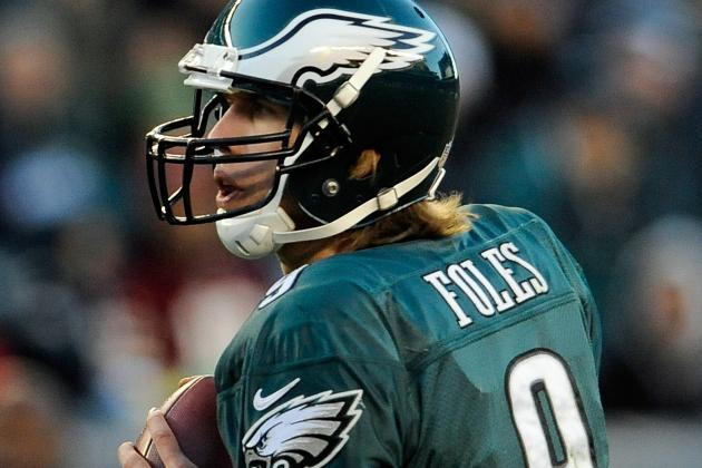 Nick Foles Reportedly Doesn't Interest New York Jets