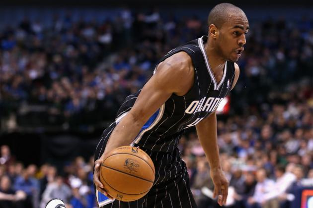Magic Use SG Arron Afflalo at Point Guard