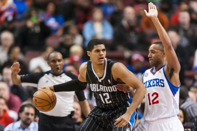 Time for the Magic to Give Newcomer Tobias Harris a Shot as a Starter