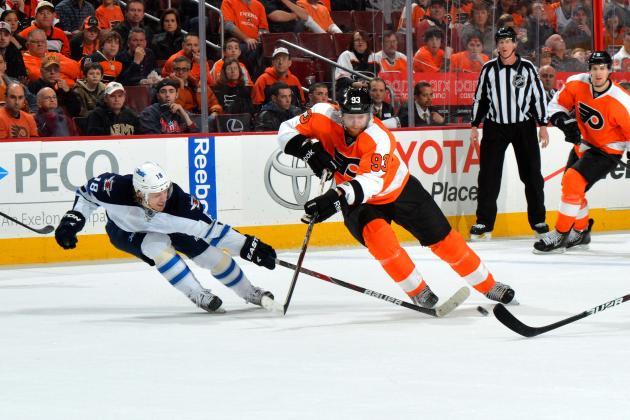 Jakub Voracek Enjoying a Breakout Year for Philadelphia Flyers