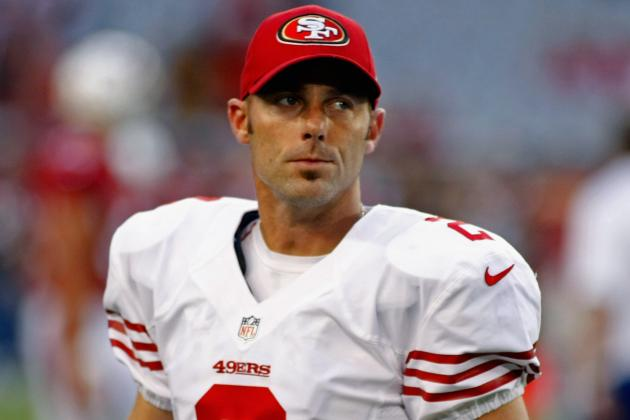 David Akers Reportedly Will Be Released by 49ers Prior to Free Agency