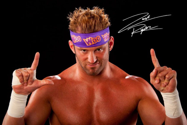 Zack Ryder Says His Career Is at a Low Point