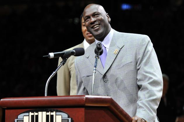 Michael Jordan Files to Dismiss Paternity Lawsuit