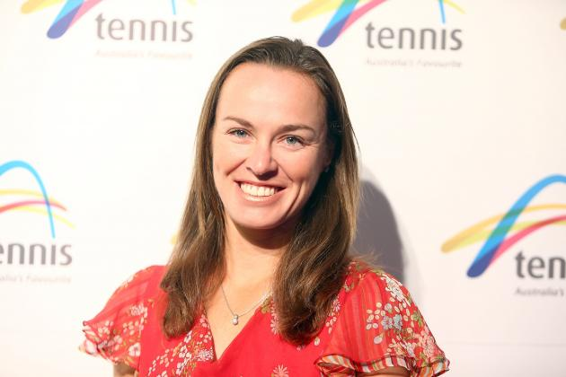 Hingis to Enter International Tennis Hall of Fame