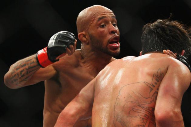 Demetrious Johnson out Three Months with Torn Labrum