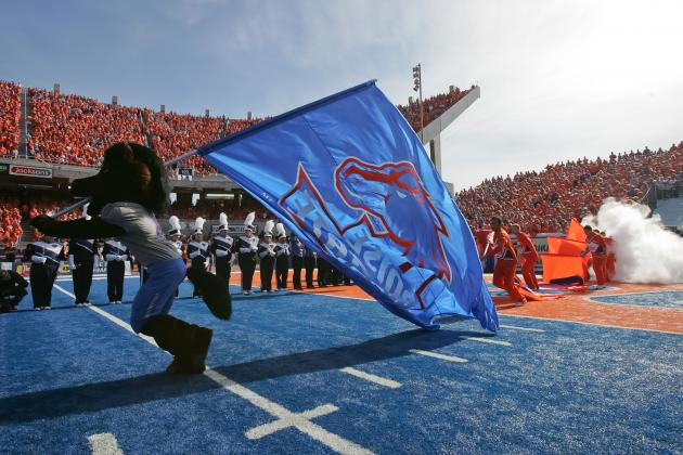 Boise State Football: Broncos Pen Deal to Play Florida State Home-and-Home