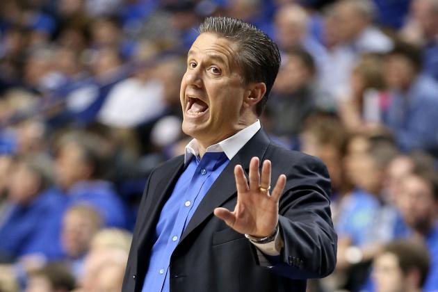 UK, SEC Has Work to Do Before Selection Sunday